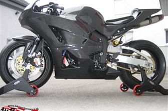 Bild zum Bericht: Ready to Battle! Honda CBR 600RR MB Bike Performance Umbau
