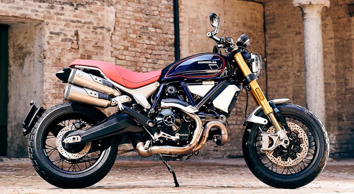 2020 Ducati Scrambler Club Italia