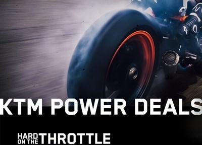 NEWS KTM Power Deals 2020