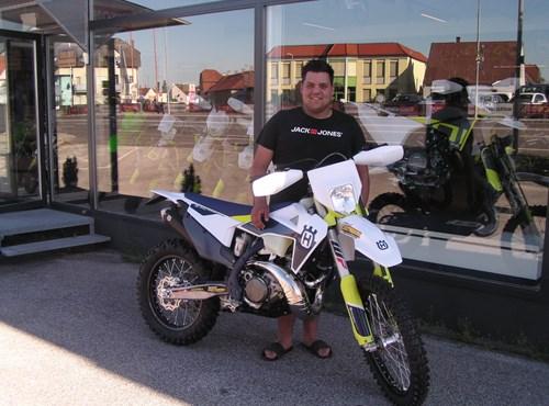 Tausche Motorcross gegen Enduro!