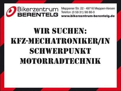 KFZ-Mechatroniker/in Schwerpunkt Zweirad gesucht