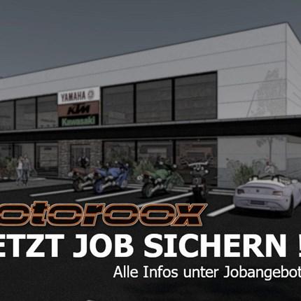JOBS bei Motoroox  Wir suchen DICH!! alle Infos findest Du unter Jobangebote!