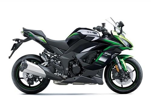 2021 - EURO5 Modelle von Kawasaki - erste Fotos !
