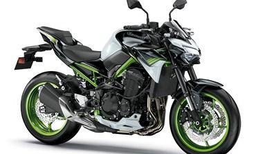 Kawasaki Modelle 2021