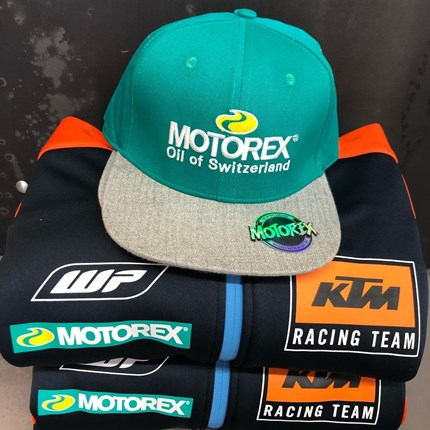 Motorex - WP - KTM Racing Team Kleidung am Lager !! Motorex - KTM Racing Team Kleidung am Lager !!#ktmpowerwear  #motorex#wp_suspension#motobike_bregenz#readytorace