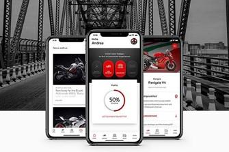 Die neue myDucati App ist da!