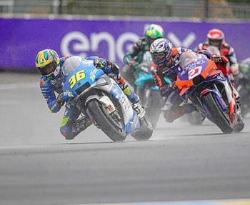 Das Suzuki ECSTAR Team ging am 11. Okotber 2020 in den französischen Grand Prix nach einigen harten Tagen auf der Rennstrecke ... Weiter >>
