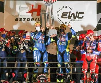 Suzuki holt sich den Endurance Weltmeisterschaftstitel bei der vierten und letzten Runde der EWC 2020 in Estoril, Portugal. Es ... Weiter >>