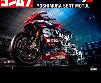 Suzuki setzt die Teilnahme an der EWC auch 2021 zusammen mit dem Yoshimura SERT Motul Werksteam fort. SERT hat auf der Suzuki ... Weiter >>