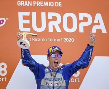 In einem exzellent kontrollierten Rennen an einem perfekten Sonntag fährt das Suzuki ECSTAR Team beim Europäischen Grand Prix ... Weiter >>