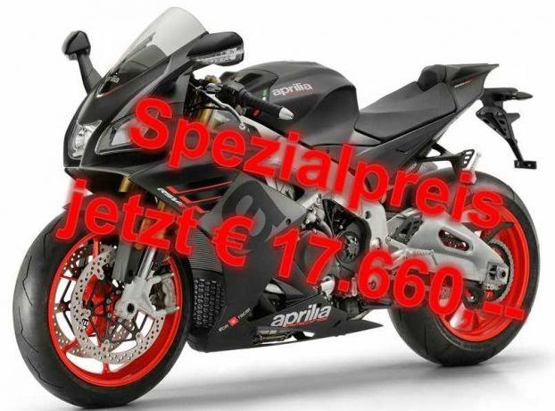 NEWS aprilia RSV4 1000 RR Spezialpreis