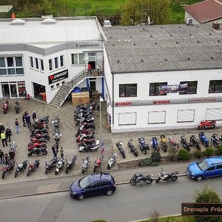 50 Jahre Motorrad Lippmann - 2021 ist es soweit - seit gespannt!