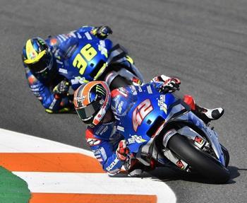 Nach dem Doppelsieg für das Suzuki ECSTAR Team am letzten Wochenende wird dieses Wochenende das vorletzte Rennen der ... Weiter >>