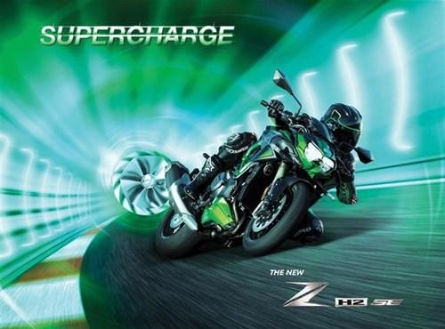 Kawasaki Z H2 SE startet ins 2021