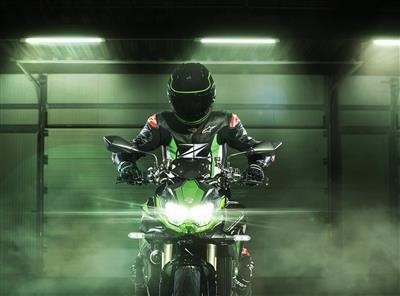 Kawasaki präsentiert wichtige Neuheiten für 2021 und zeigt zukünftige Technologien