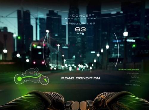 Kawasaki anuncia nuevas tecnologías