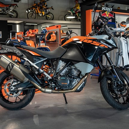 KTM 1050 Adventure Gebrauchtbike