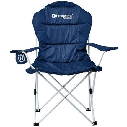 Husqvarna Corporate Paddock Chair  Husqvarna Corporate Paddock Chair  Größe: 60 x 95 x 110 cm Bei uns verfügbar !