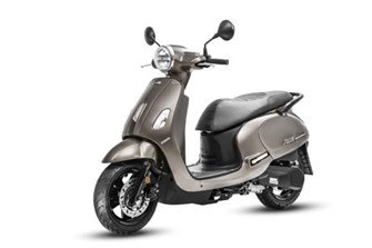 SYM Fiddle 125 I ABS Euro 5 in Mountain Grey