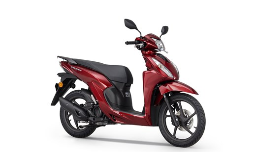 Der neue Honda Vision 110