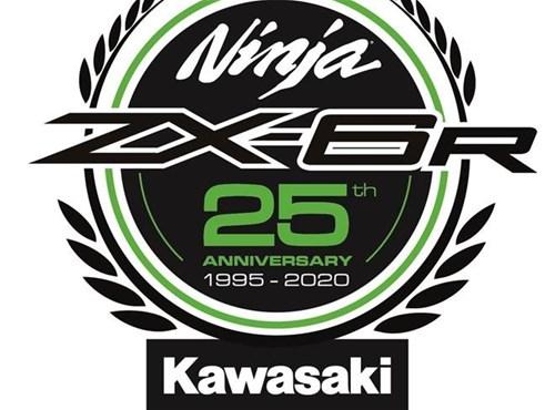 1995-2020 25 años de la Ninja ZX-6R