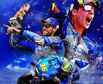 MotoGP- und Endurance-WM 2020: Für das Suzuki Racing Team ging heuer ein Traum in Erfüllung: Joan Mir siegt in der MotoGP-WM ... Weiter >>