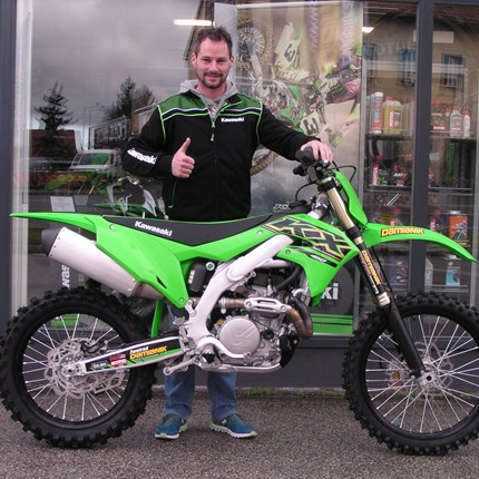 Grünes Bike- grüne Steiermark - passt perfekt!!!  Das Jahr 2020 ist ein sehr spezielles Jahr. Es gibt sehr viele Änderungen. So auch bei der Motorradwahl. Es freut uns, dass wir ... Weiter >>