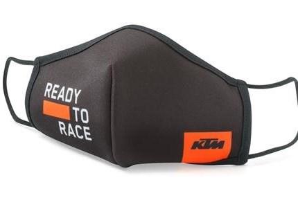 KTM Mundschutz READY TO RACE  KTM Mundschutz READY TO RACE Nur wenige verfügbar.