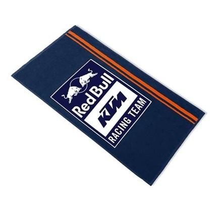 KTM Handtuch Red Bull Racing Team   KTM Handtuch Red Bull Racing Team 100% Baumwolle  Bei uns erhältlich !