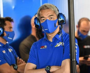 Der Projektleiter des Suzuki ECSTAR Teams, Shinichi Sahara, nimmt in einem Interview Stellung zum Abschied von Davide Brivio ... Weiter >>