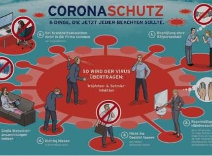 Hygieneregeln  CORONASCHUTZ Nach wie vor nehmen wir die Situation sehr ernst. Deshalb haben wir uns mit den vorgeschriebenen Hygieneregeln aus... Weiter >>
