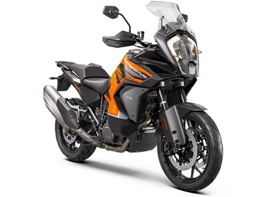 NEWS KTM 1290 Super Adventure S 2021