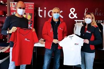 Bild zum Bericht: Neuer Look für das MB Bike Performance Team!
