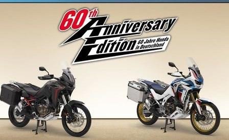 Aktion Edition 60 Jahre Honda Deutschland