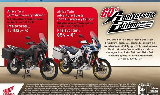 60 Jahre Honda Deutschland
