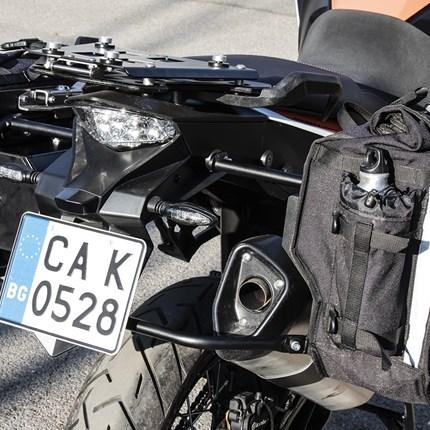 XTREMADA SOFT PACKTASCHEN    €  475,00   BUMOT Motorcycle Luggage ist bereit,den ADV-Touring-Markt erneut zu stören, indem es das einzige Schnellverschluss-Softgepäcksy... Weiter >>