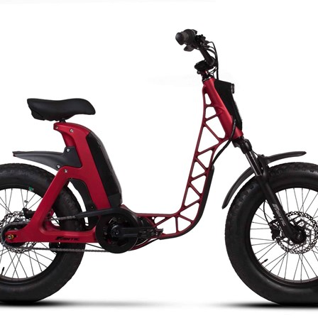 Fantic Issimo das Lifestyle e-Bike