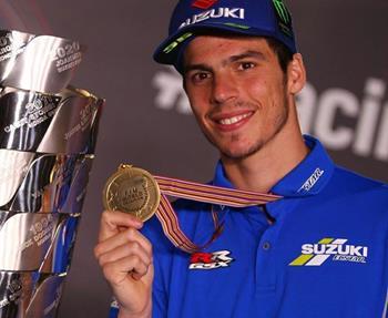 Als amtierendem MotoGP-Weltmeister stünde Joan Mir vom Suzuki ECSTAR Team in der Saison 2021 die Nummer 1 zu. Doch Mir bleibt ... Weiter >>