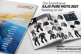NEWS XAJO Katalog 2021