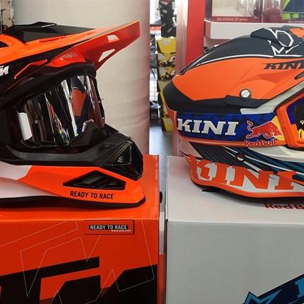 KTM Motocrosshelme Kollektion 2021 & KINI  !!  KTM Motocrosshelme Kollektion 2021 & KINI  !!