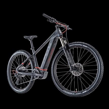 Husqvarna LIGHT CROSS 6  -   E-Bike  Husqvarna LIGHT CROSS 6 Motor: Shimano STePS DU-E8000,250W, 70Nm Akku: Simplo TPS, 630Wh, 36V, 17,5Ah Gabel: SR Suntour XCR3... Weiter >>