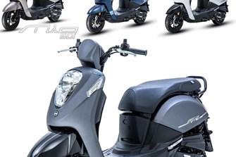Der neue SYM Mio 50 Euro 5