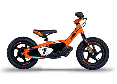 NEWS KTM FACTORY REPLICA STACYC 12eDRIVE & 16eDRIVE