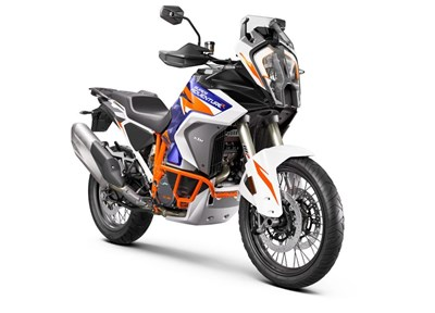 NEWS Präsentation KTM 1290 Super Adventure R