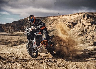 NEWS KTM 1290 Super Adventure R 2021