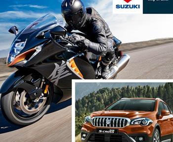 """Suzuki siegt beim ÖGVS Branchenmonitor 2021 in der Kategorie """"Preis-Leistung"""" bei den Motorradhändlern und erreicht bei den ... Weiter >>"""
