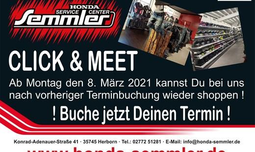 Honda Semmler - CLICK & MEET !