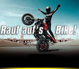 Lietz startet in die neue Motorrad-Saison! Bring dein Bike zu uns - wir machen es fit für den Start!