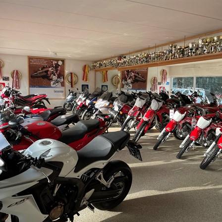 Gebrauchtmotorradankauf bei Honda Schmidinger - Jetzt Angebot einholen!