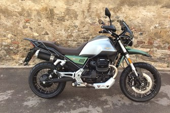 Moto Guzzi 100 anni modelli